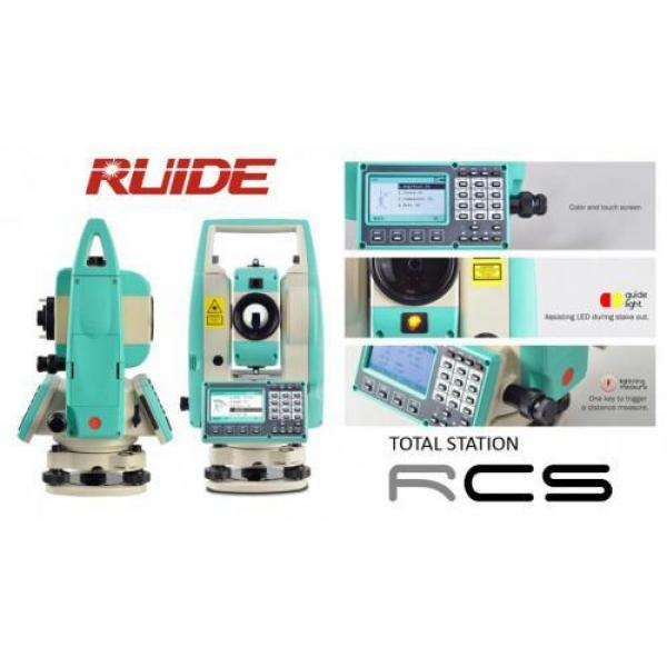 فروش دوربین نقشه برداری توتال استیشن اقساطیRuide RCS