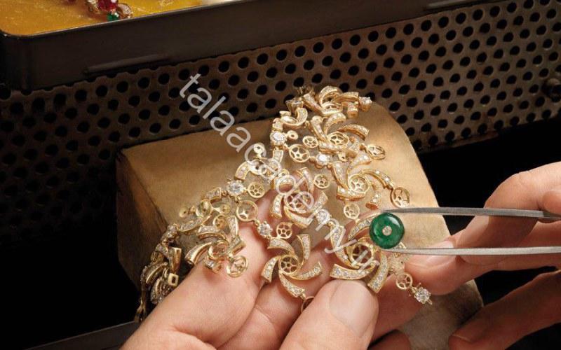 آموزش طراحى و ساخت جواهرات به صورت كاملا حرفه اى
